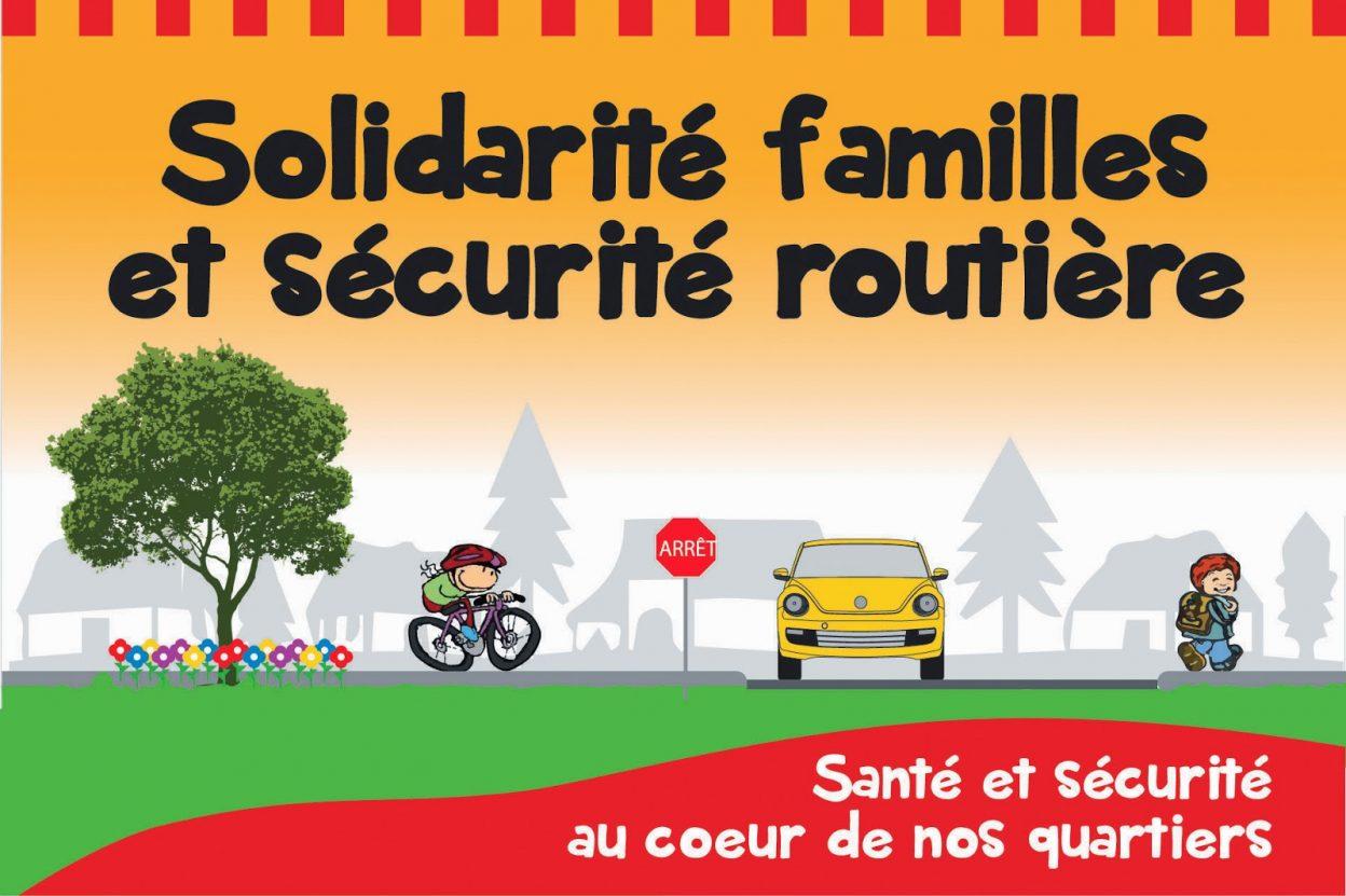 Solidarité familles et sécurité routière